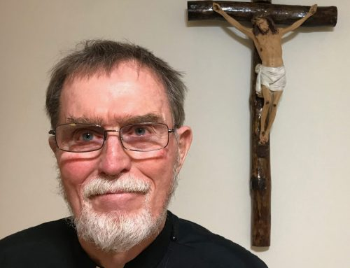 Fr. Ed Wade, C.C.